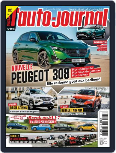 L'auto-journal (Digital) March 25th, 2021 Issue Cover