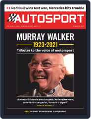 Autosport (Digital) Subscription March 18th, 2021 Issue