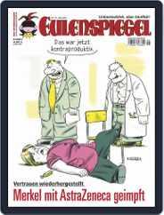 EULENSPIEGEL, Das Satiremagazin Magazine (Digital) Subscription May 1st, 2021 Issue