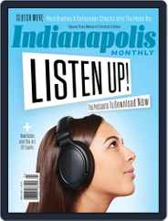 Indianapolis Monthly (Digital) Subscription April 1st, 2021 Issue