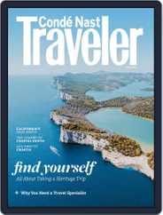 Conde Nast Traveler (Digital) Subscription April 1st, 2021 Issue