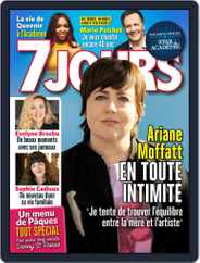 7 Jours (Digital) Subscription April 2nd, 2021 Issue