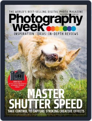 Photography Week (Digital) March 25th, 2021 Issue Cover