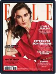 Elle France (Digital) Subscription March 26th, 2021 Issue
