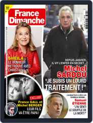 France Dimanche (Digital) Subscription March 26th, 2021 Issue