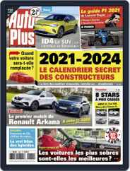 Auto Plus France (Digital) Subscription March 26th, 2021 Issue
