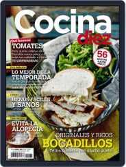 COCINA DIEZ (Digital) Subscription April 1st, 2021 Issue