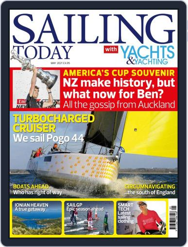 Sailing Today (Digital) May 1st, 2021 Issue Cover