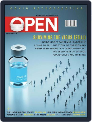 Open India March 26th, 2021 Digital Back Issue Cover