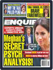 National Enquirer (Digital) Subscription April 5th, 2021 Issue