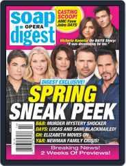 Soap Opera Digest (Digital) Subscription April 5th, 2021 Issue