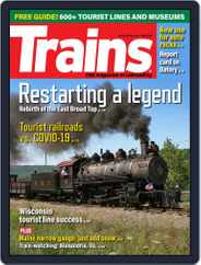 Trains (Digital) Subscription May 1st, 2021 Issue