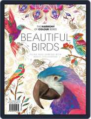 Colouring Book: Beautiful Birds Magazine (Digital) Subscription March 25th, 2021 Issue