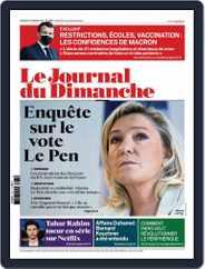 Le Journal du dimanche (Digital) Subscription March 28th, 2021 Issue