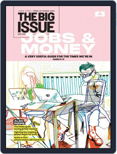 The Big Issue March 29th, 2021 Digital Back Issue Cover
