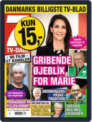 7 TV-Dage (Digital) Subscription March 29th, 2021 Issue