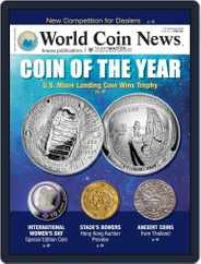 World Coin News (Digital) Subscription April 1st, 2021 Issue