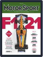 Motor sport (Digital) Subscription April 1st, 2021 Issue