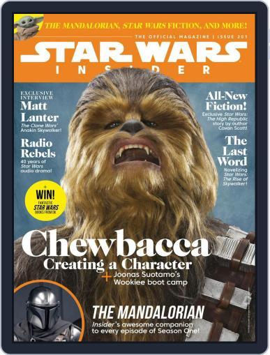 Star Wars Insider April 1st, 2021 Digital Back Issue Cover