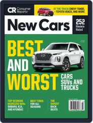 Consumer Reports New Cars (Digital) Subscription March 1st, 2021 Issue