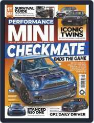 Performance MINI Magazine (Digital) Subscription August 1st, 2021 Issue