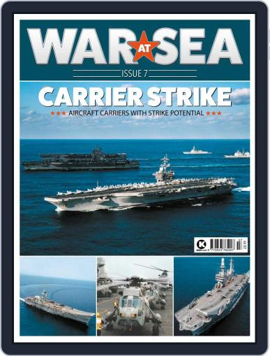 War at Sea Magazine (Digital) August 1st, 2021 Issue Cover