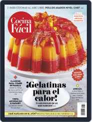 Cocina Fácil (Digital) Subscription April 1st, 2021 Issue