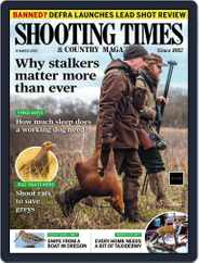 Shooting Times & Country (Digital) Subscription March 31st, 2021 Issue