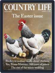 Country Life (Digital) Subscription March 31st, 2021 Issue