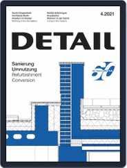 Detail (Digital) Subscription April 1st, 2021 Issue