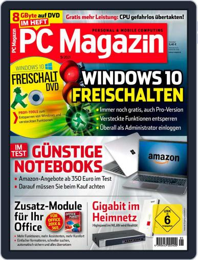 PC Magazin May 1st, 2021 Digital Back Issue Cover