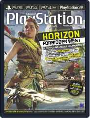 PlayStation Magazine (Digital) Subscription August 1st, 2021 Issue
