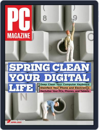 Pc April 1st, 2021 Digital Back Issue Cover