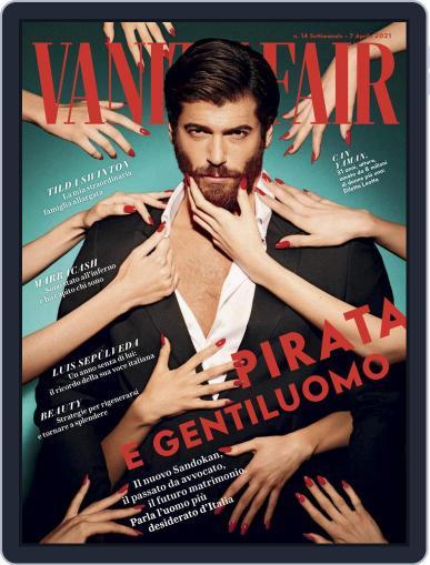 Vanity Fair Italia (Digital) April 7th, 2021 Issue Cover