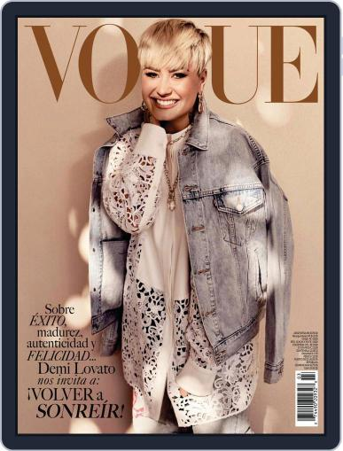 Vogue Latin America (Digital) April 1st, 2021 Issue Cover
