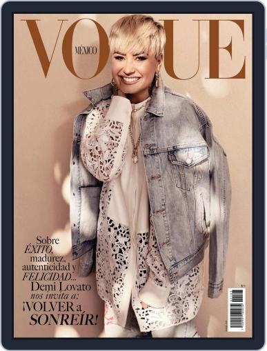 Vogue Mexico (Digital) April 1st, 2021 Issue Cover