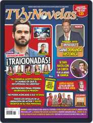 TV y Novelas México (Digital) Subscription March 29th, 2021 Issue