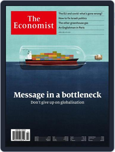 The Economist Latin America April 3rd, 2021 Digital Back Issue Cover