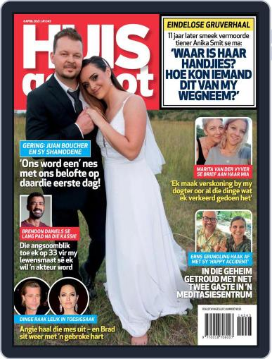 Huisgenoot (Digital) April 8th, 2021 Issue Cover