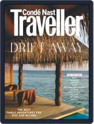 Conde Nast Traveller UK (Digital) Subscription May 1st, 2021 Issue