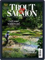 Trout & Salmon (Digital) Subscription May 1st, 2021 Issue