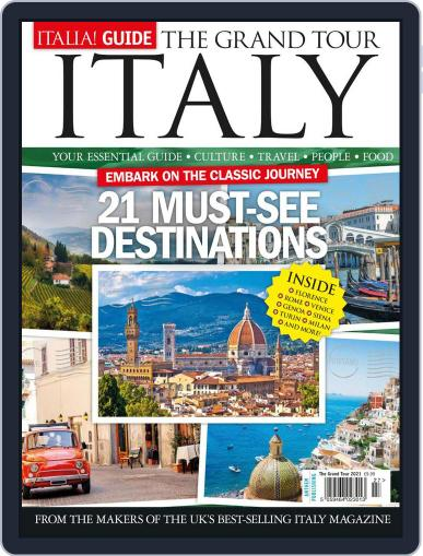Italia March 18th, 2021 Digital Back Issue Cover