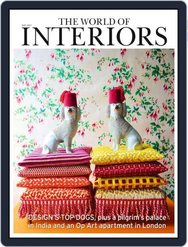 The World of Interiors May 1st, 2021 Digital Back Issue Cover