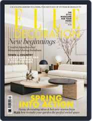 Elle Decoration UK (Digital) Subscription May 1st, 2021 Issue