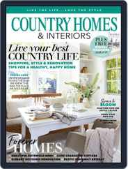 Country Homes & Interiors (Digital) Subscription May 1st, 2021 Issue