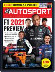 Autosport (Digital) Subscription March 25th, 2021 Issue
