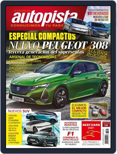 Autopista March 23rd, 2021 Digital Back Issue Cover