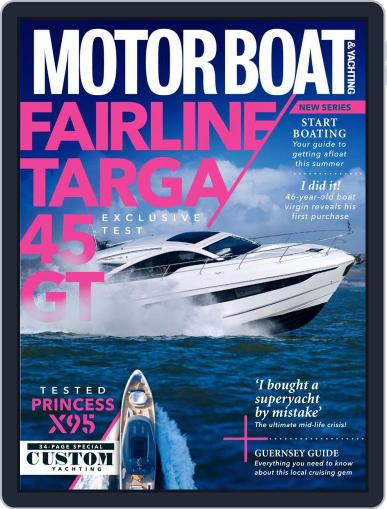 Motor Boat & Yachting (Digital) May 1st, 2021 Issue Cover