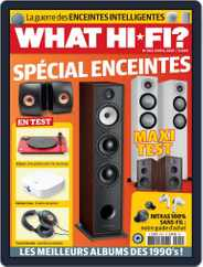 What Hifi France (Digital) Subscription April 1st, 2021 Issue