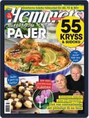 Hemmets Veckotidning (Digital) Subscription April 6th, 2021 Issue